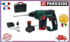 PARKSIDE® Marteau perforateur perceuse visseuse sans fil SDS-plus PBHA 12V team