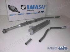 Imasaf Auspuffanlage ab Mitteltopf BMW 1500-2000 1800 +ti/2000/3.2 Coupe