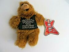 Vintage Burger King Alf Born to Rock Hand Puppet 1980s  #1917