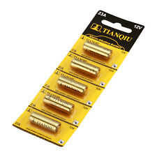 5PCS x High energy 23A A23 23A 12V Alkaline Battery for Garage Car Remote Alarm