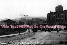 DR 22 - Victoria Street, Glossop, Derbyshire c1916 - 6x4 Photo