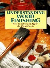 NEW - Understanding Wood Finishing: How to Select and Apply the Right Finish