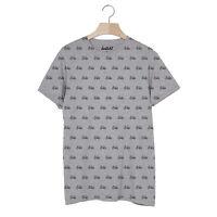 Batch1 'Bike All Over Print' Men's Cycling Fan T-Shirt