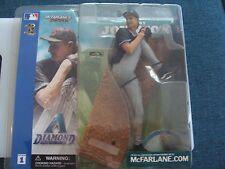 RANDY JOHNSON - ARIZONA DIAMONBACKS - LHP - 2002 MCFARLANE-  SERIES #1-  MLB