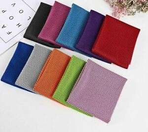 Training Cooling Towels For Gym Training Outdoor Sports Activities Towel