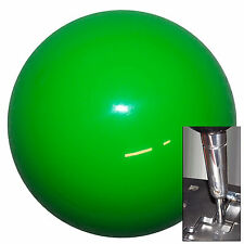 Synergy Green shift knob for Dodge Chrys Jeep auto stick w/ adapter