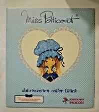 Panini Miss Petticoat Jahreszeiten voller Glück 1982 / Sammelalbum komplett(951)