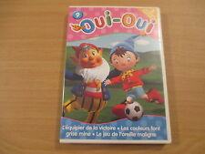 DVD - OUI-OUI - l'equipier de la victoire, les couleurs font grise mine, le jeu