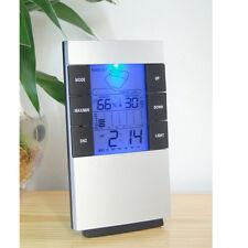 Mini Indoor Temperature Humidity Meter Digital LCD Thermometer Hygrometer Meter