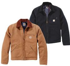 Carhartt Duck Detroit Jacket Herrenjacke Bundjacke Winterjacke EJ001