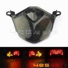 LED Tail Light Stop Brake Turn Signals For Kawasaki Ninja ZX-6R / ZX600 2011-12