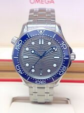 Omega Seamaster 300M 42mm 210.30.42.20.06.001 BOX AND PAPERWORK 2019