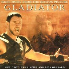 Gladiator: More Music From The Motion Picture Hans Zimmer, Lisa Gerrard Audio C