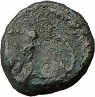 LEO I 457AD Genuine  Authentic Ancient Roman Coin LION  i22553