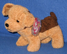 TY TUFFY the DOG BEANIE BABY - MINT with MINT TAGS
