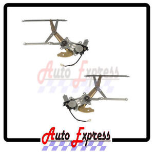 95-98 TOYOTA TERCEL X 2 POWER WINDOW REGULATOR W/MOTOR