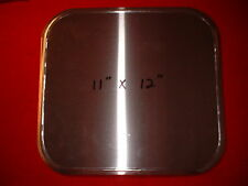 """11"""" x 12"""" XR Dirttrack Racing Alloy Number Plate AHRMA"""