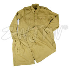 WWII WW2 UK ARMY BRITISH P37 SUIT UNIFORM SUMMER COAT AND PANTS SIZE 180 cm