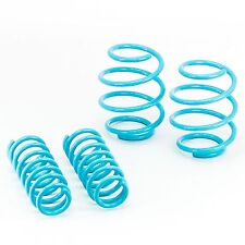 FOR HYUNDAI SONATA 10-14 YF GODSPEED TRACTION-S LOWERING COIL SPRINGS SUSPENSION