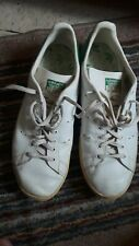 PREOWND VTG ADIDAS STAN SMITH  ....MADE IN USA...SIZE 11....GUC