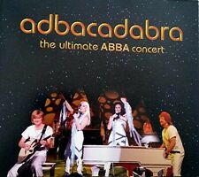 Abbacadabra - The Ultimate ABBA Concert CD -Autographed by the Abbacadabra 4