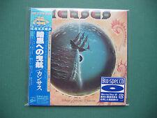 "Kansas ""Point of Know Return"" (+2) Original Japan Mini-LP Blu-Spec CD DSD (2011)"