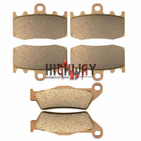 Front and Rear Brake Pads for BMW HP2 K1200S R85 RT R1100S R1500 R1200