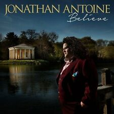 Believe (Jonathan Antoine) by Jonathan Antoine New Music CD