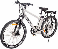 X-Treme Trail Maker Elite 24V Lithium Electric Mountain Bicycle Bike Aluminum
