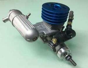 Force 15th Pro Plane Engine 2.4cc RC 2-Stroce Nitro Motor For ASP S15A AP15A