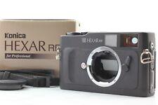 Verpackt [Mint Konica Hexar RF Spätes Modell 35MM Rangefinder Film Kamera Japan