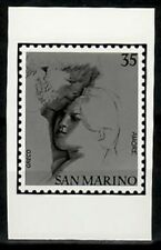 Photo Essay, San Marino Sc932 Civic Virtue, Love, Sculptor Emilio Greco, 1913-95