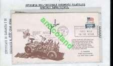 Astronautica Cosmo Spazio busta missioni Apollo autografatra certificata 16