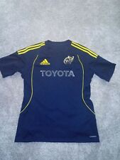 Adidas Rugby Formotion Player Spec Munster Training Jersey. 13/XXL.