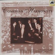 Best of Comedian Harmonists (CD) Belgian Imp./German Vocal Legends/Folk/Schlager