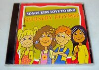 Nursery Rhymes ~ 20 Great Songs Kids Love To Sing ~ Performed By The Funky Bunch