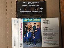 Rapazes Tipicos Portugueses Meu Pais rare cassette tape EX tested Henda label MA