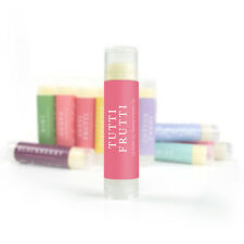 Tutti Frutti Lip Balm - Moisturizing Softening Lip Balm Handcrafted Natural