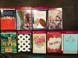 Happy Anniversary Cards By Leanin' Tree Choose From List.