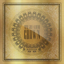 2PM [HANDS UP] 2nd Album GRAND EDITION Ver CD+Booklet (Photobook) K-POP SEALED