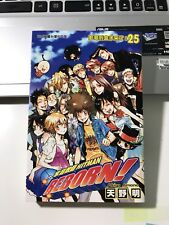 家庭教師 HITMAN REBORN 25 漫畫 東立出版社 Katekyo Hitman Reborn Comic Traditional Chinese