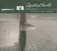 DEATH IN THE CLOUDS (Poirot) by Agatha Christie ~ Three-CD Audiobook