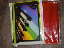 LOT 2 Samsung Galaxy Tab A 10.1 2016 P580  Tablet Rugged Shockproof Case Cover