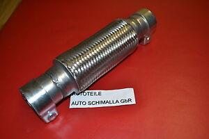 Flexrohr*KATALYSATOR*VW Golf V 5 FSI 1,4 1,6 55KW 66 85KW*Montage ohne Schweißen