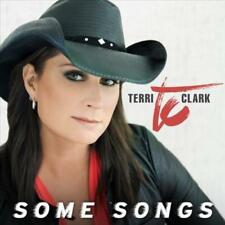 TERRI CLARK - SOME SONGS USED - VERY GOOD CD