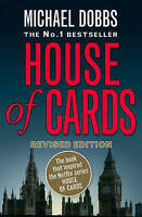 """""""VERY GOOD"""" House of Cards, Dobbs, Michael, Book"""