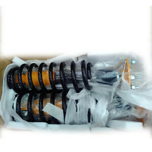 Returned Rear Coilover Shock Strut Conversion Kits for BMW X5 E53 2000- 2006