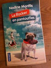NADINE MONFILS  /  LE ROCKER EN PANTOUFLES / POCKET