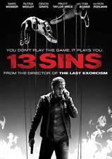 13 Sins (DVD, 2014)     Mark Webber, Rutina Wesley, Devon Graye, Ron Perlman