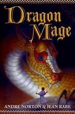 DRAGON MAGE A SEQUEL TO DRAGON MAGIC By Rabe Jean - Hardcover **Mint Condition**